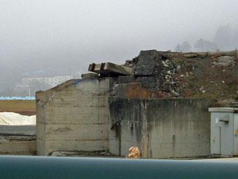 写真3:被災地の様子