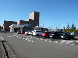 写真:外来駐車場