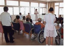 写真:7病棟介護講座