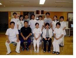 写真:機能訓練科(作業療法部門)