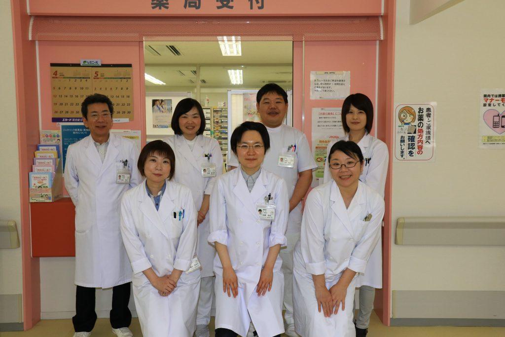 写真:薬剤部